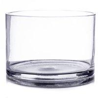 "4"" x 6"" Cylinder Glass Vase"