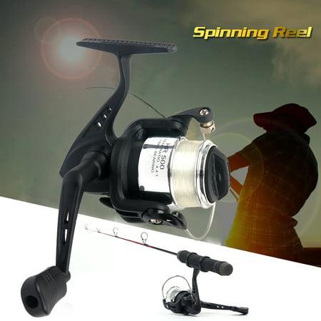 Ediors Ice Fishing Rod Reel ,ICE ROD 24