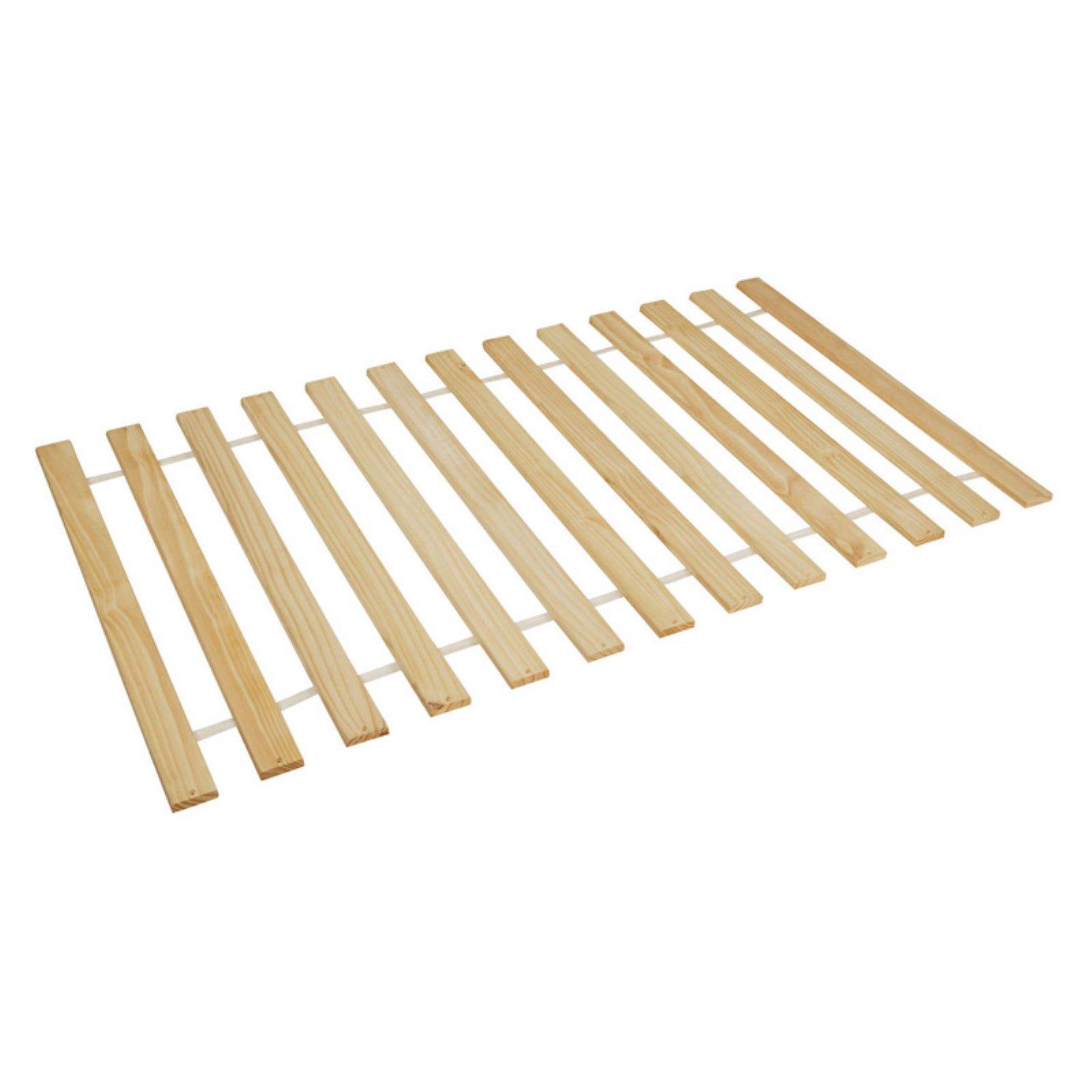 Acme Furniture Natural Wood Bunkie Board Walmart Com