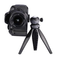 Ejoyous Mini Tabletop Tripod with Detachable 360° Rotation Ball Head for Digital Camera Phone, Phone Tripod, Mini Tripod