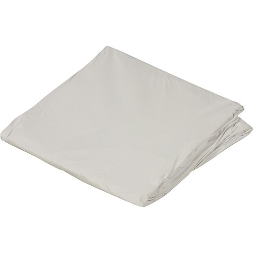 Contoured Plastic Protective Mattress Cover for Home Beds