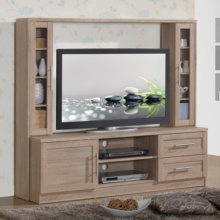 - Techni Mobili Entertainment Center with Storage for TVs up to 50