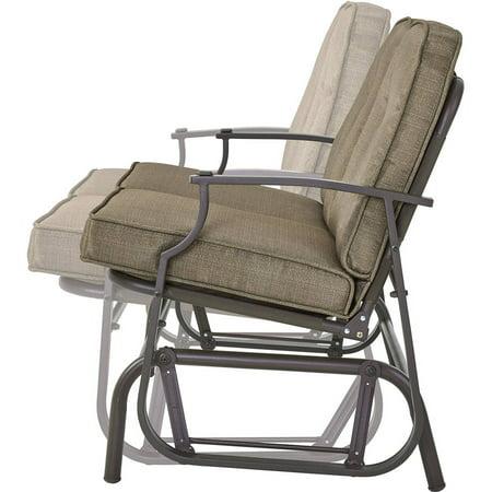Mainstays Wentworth Outdoor 2 Person Glider Bench Best