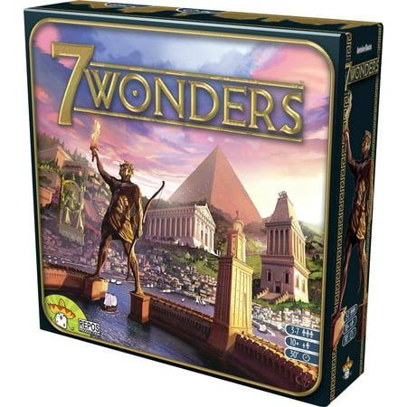 7 wonders board game walmart com