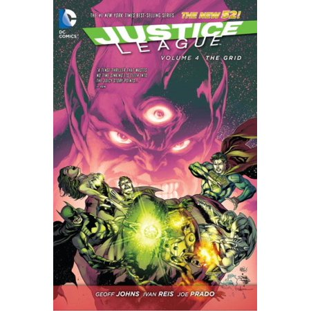 Justice League of America: the New 52 4