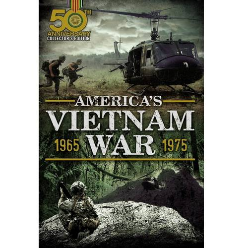 America's Vietnam War: 50th Anniversary Collector's Edition by