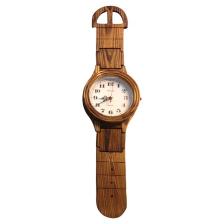 Giant Flip Clock - Giant Wrist Watch Clock