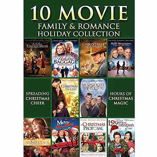 10 Movie Family & Romance Holiday Collection  (Widescreen)