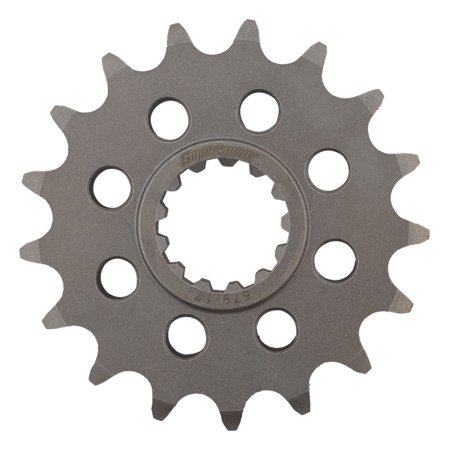 Supersprox CST-579-17-2 Front Sprocket For Yamaha XJR 1300 SP 99 00 01, YZF R1 Limited edition 06, YZF R1 50th 06, YZF R1 98 99 00 01 02 03 04 (Limited Edition R1)