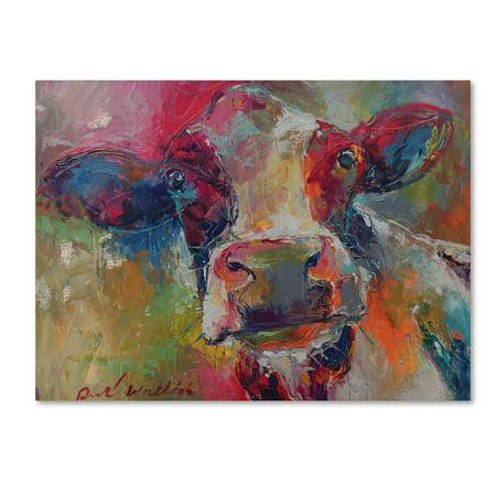 Trademark Fine Art 'Art Cow 4592' Canvas Art by Richard Wallich