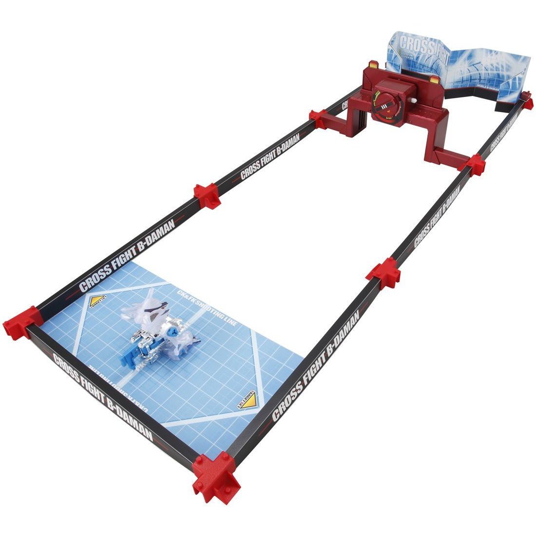 Takara B-Daman Cross Fight CB-20 Game Tool Triple Fightin...