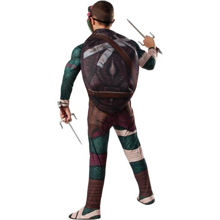 Teenage Mutant Ninja Turtles Raphael Muscle Child Halloween Costume - Teenage Mutant Ninja Turtle Muscle Halloween Costume