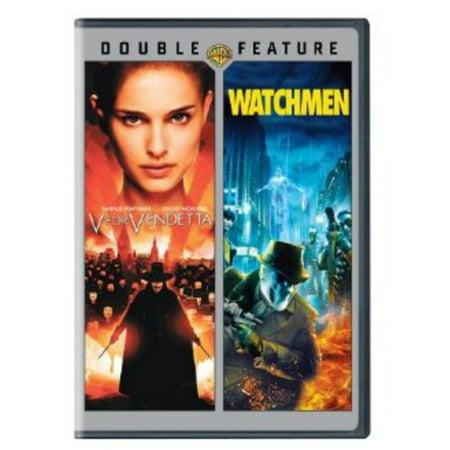 V for Vendetta / Watchmen (DVD)