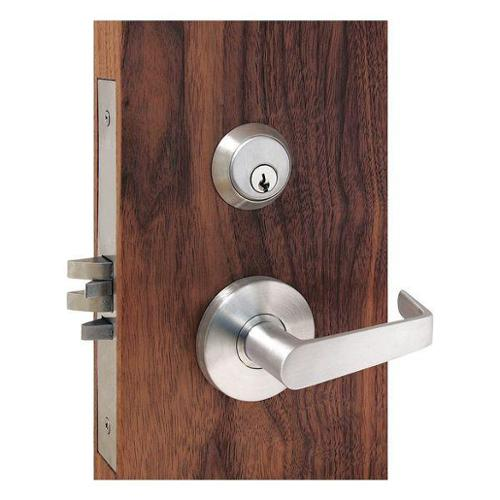 TOWNSTEEL MSS-241-Q-RQE-613 Mortise Lockset, Oil Rubbed Bronze, RQE