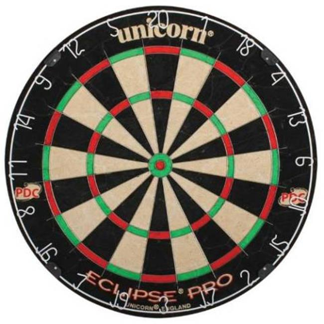 Unicorn D1179403 Eclipse Pro Bristle Dartboard