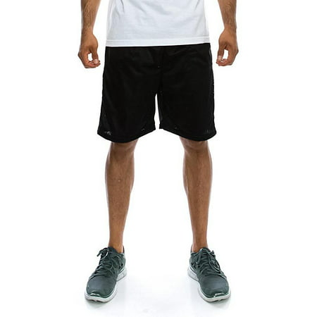 Ih Mens Basic Mesh Shorts With Pockets