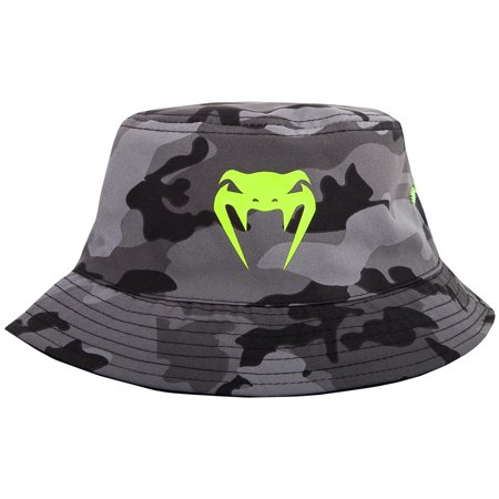 39b60ae6328 Venum ATMO Reversible Bucket Hat - S M - Dark Camo - Walmart.com