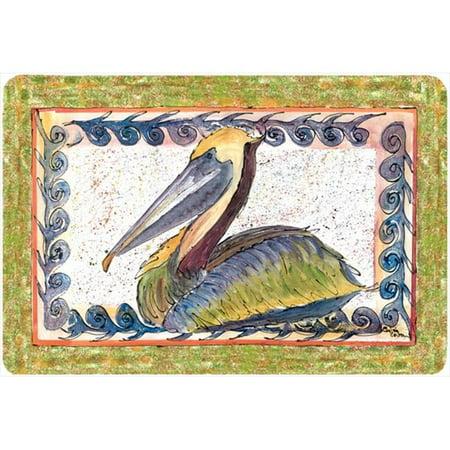 Bird - Pelican Mouse Pad, Hot Pad Or Trivet - image 1 de 1