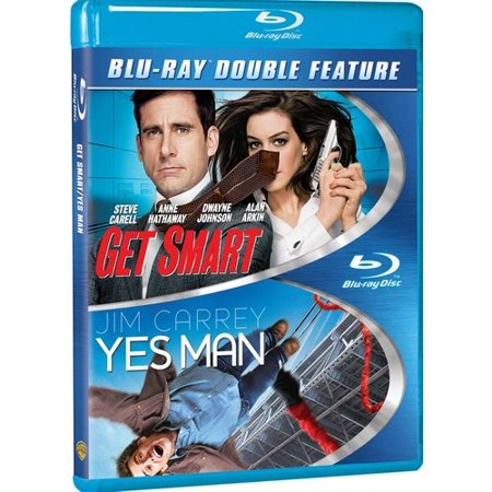 Get Smart   Yes Man  Blu Ray