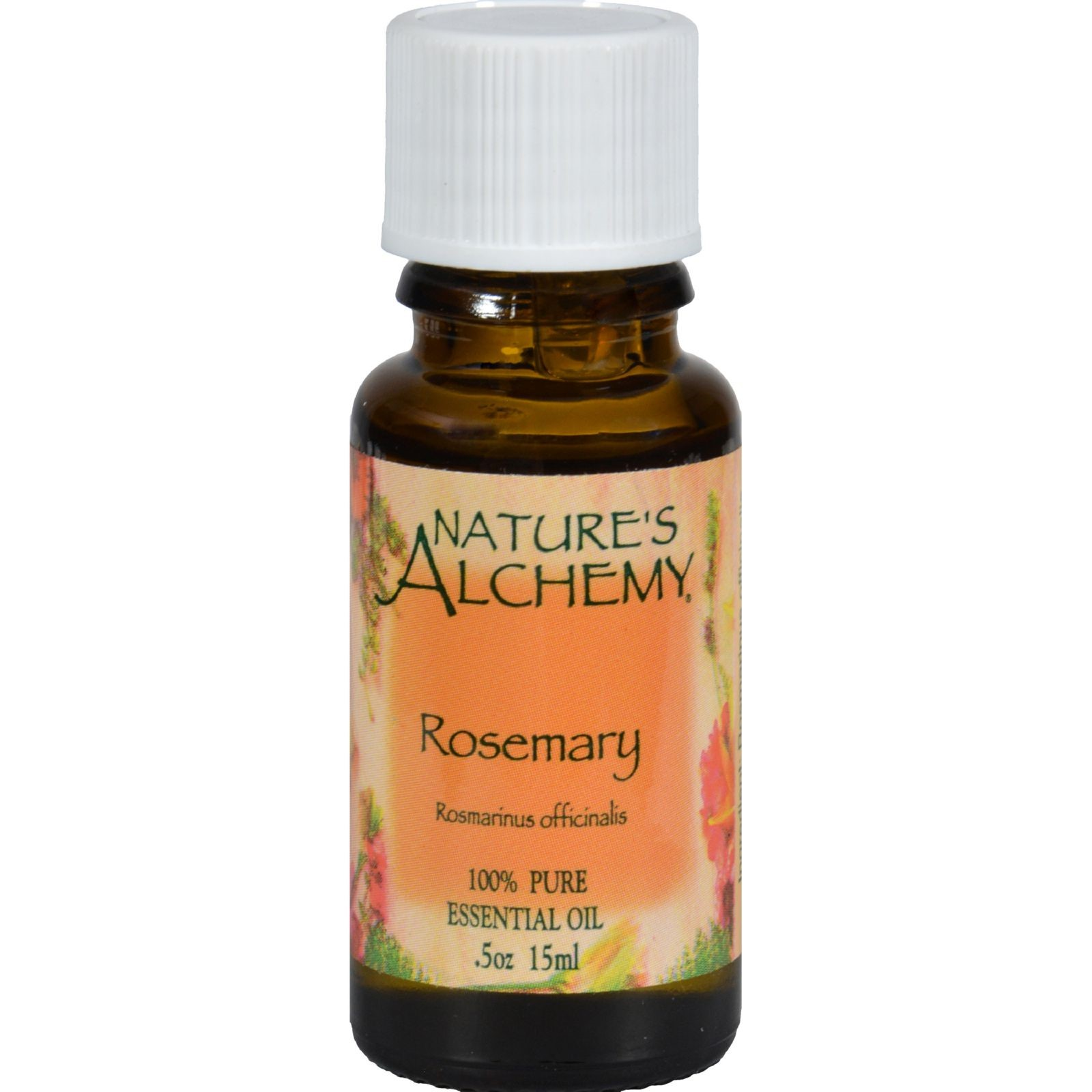 Nature's Alchemy Essential Oil, Rosemary, .5 Oz