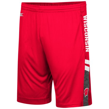 Wisconsin Badgers Shorts (Wisconsin Badgers NCAA