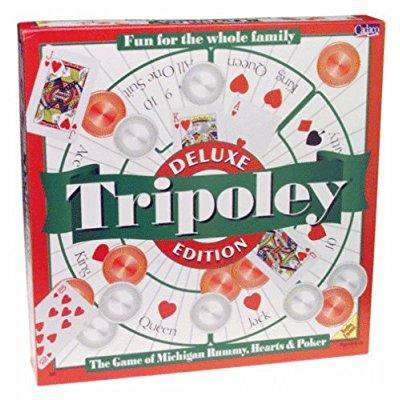 Cadaco tripoley (classic deluxe edition)