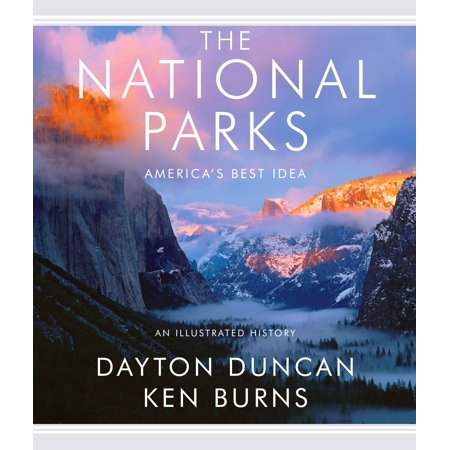 The National Parks : America's Best Idea](Santacon Ideas)