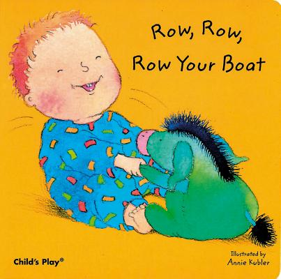 Row Row Row Your Boat (Board Book)