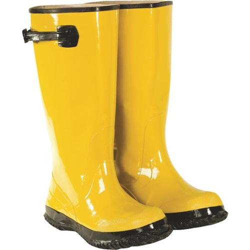 Custom Leathercraft R20014 Rubber Slush Overshoe Boot