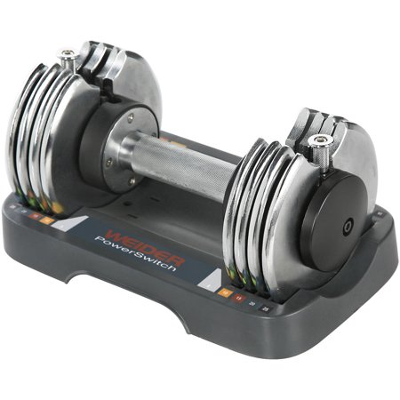 Weider Speedweight 25 Lb Dumbbell