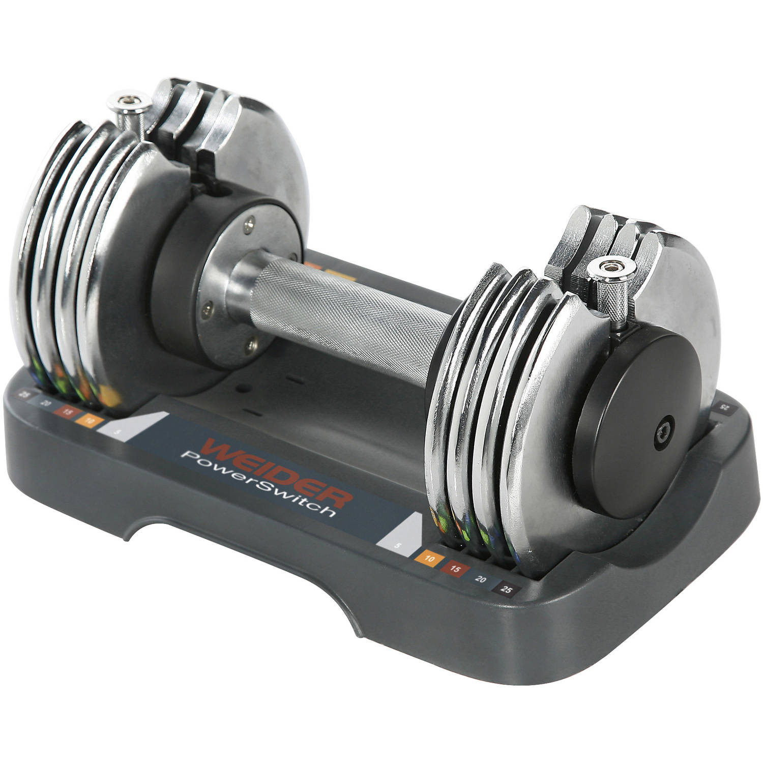 Weider SpeedWeight 25 lb Dumbbell