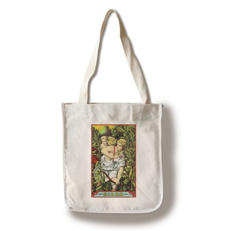 Diana Purse (Diana Brand Tobacco Label (100% Cotton Tote Bag - Reusable))