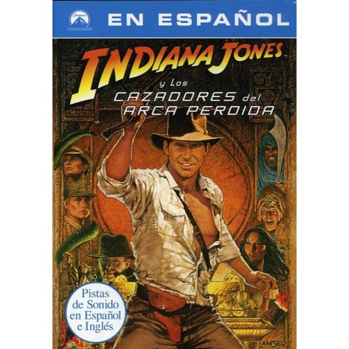 Indiana Jones And The Raiders Of The Lost Ark (Special Edition) (Spanish Language Packaging) (Widescreen)