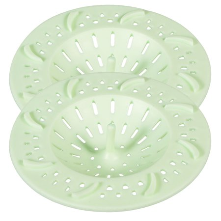 Hair Catcher Shower Bath Drain Tub Strainer Cover Sink Trap Basin Stopper Filter ()