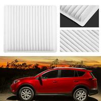 FAGINEY Car Cabin Air Filter Intake Cleaner for Toyota Scion tC Echo RAV4 WISH,88568-52010, Cabin Air Filter
