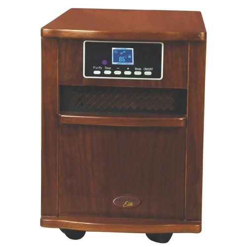 Advanced Tech Infrared ATI Heat Pure Elite 5120 BTU Electric Floor Space Heater