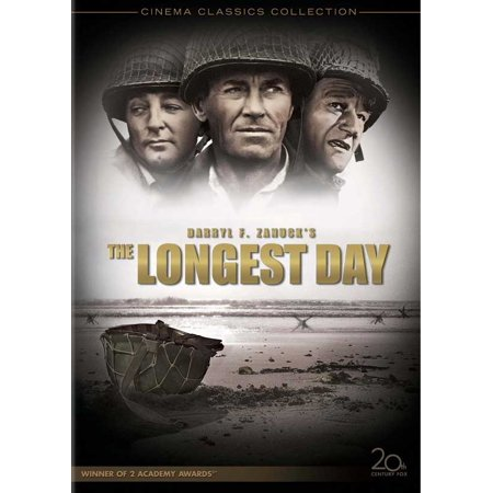 The Longest Day (1962) 27x40 Movie Poster (Longest Yard Poster)