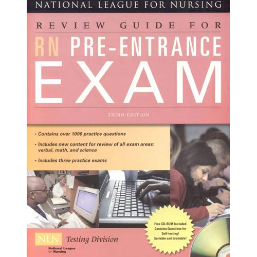 Review Guide for RN Pre Entrance Exam