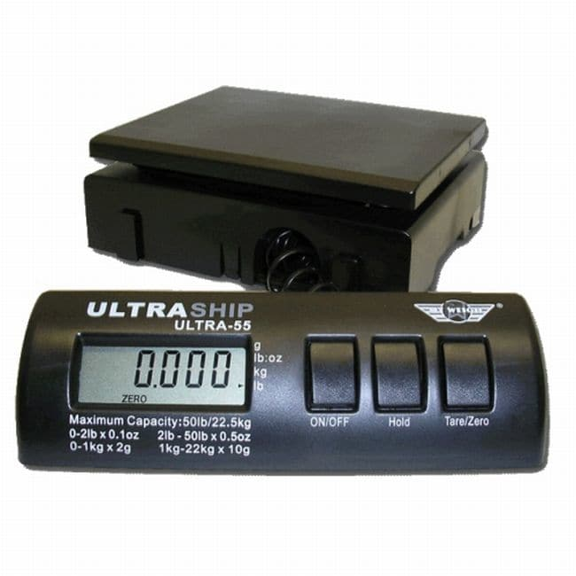 My Weigh Ultraship 55-lb Electronic Digital Shipping Postal Scale by Overstock