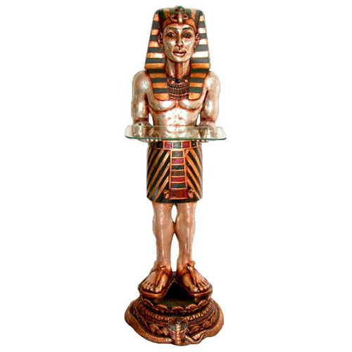 Design Toscano Egyptian Pharaoh's Faithful Servant Statue
