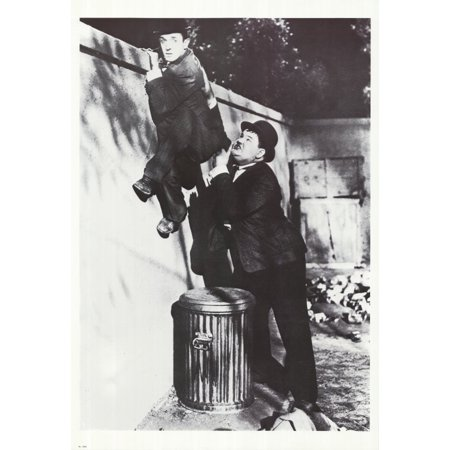 Laurel and Hardy 11x17 Movie Poster](Laurel Hardy Halloween)