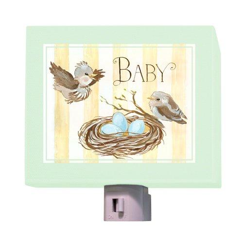 Oopsy Daisy Baby Bird's Nest Night Light by Oopsy Daisy