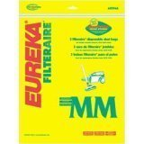 "ELECTROLUX HOMECARE PRODUCTS Eureka Style ""MM"" Vacuum Bags, 3-Pack"