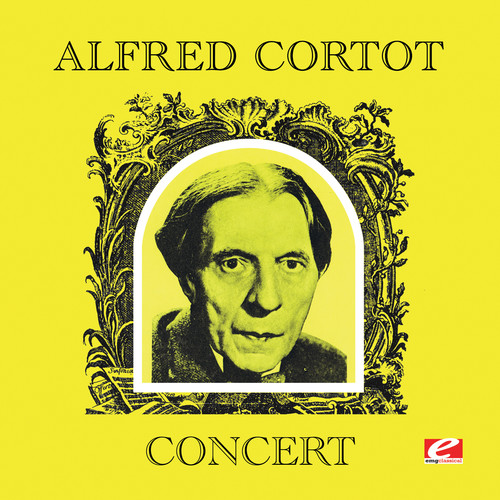 Click here to buy Alfred Cortot Alfred Cortot Concert [CD] by ESSENTIAL MEDIA GROUP MOD.