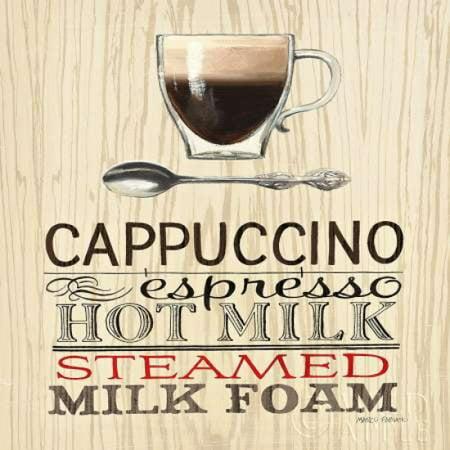 Cappucino Canvas Art - Marco Fabiano (24 x 24) - Walmart.com