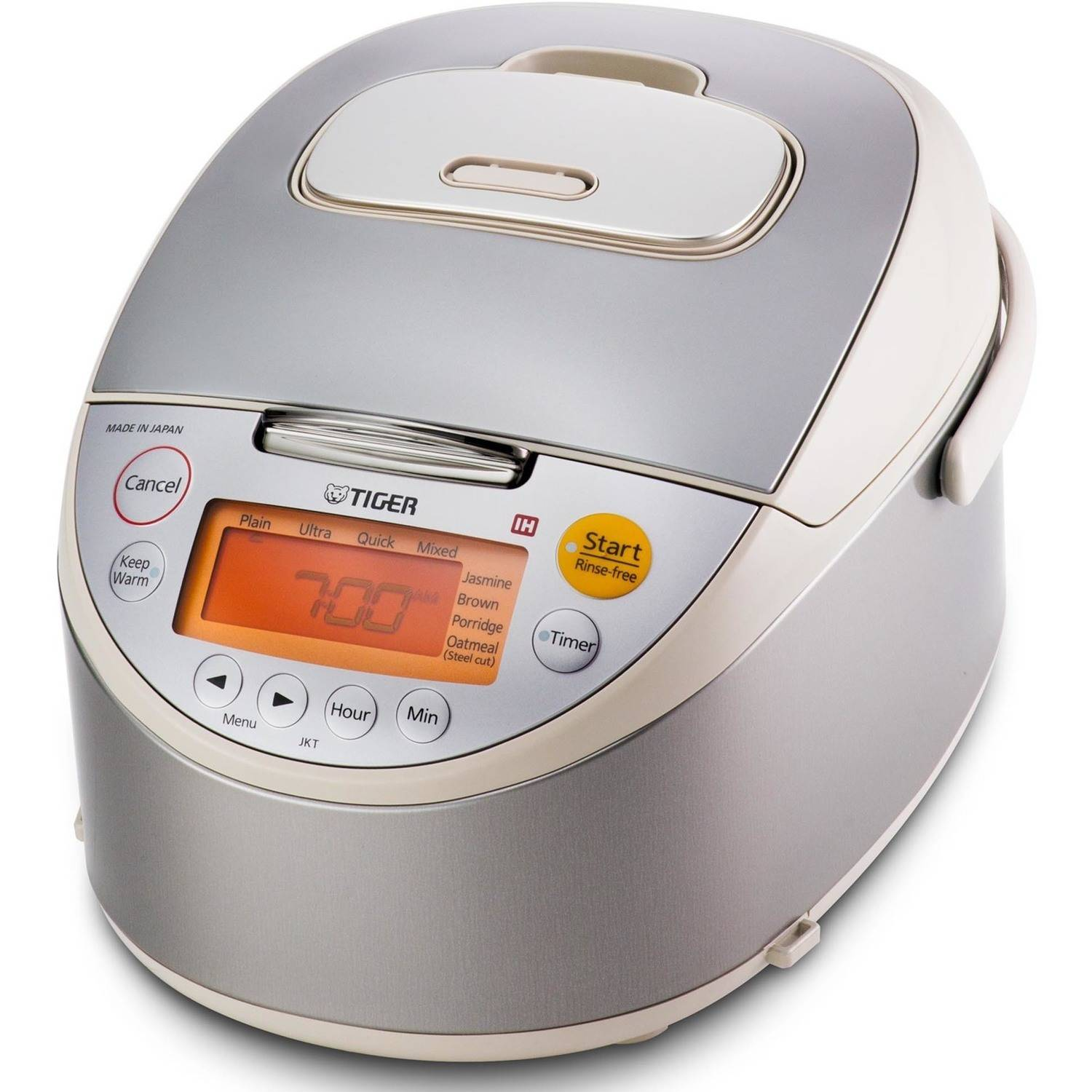 Induction Heating Rice Cooker, 5.5 Cups