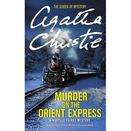 Murder on the Orient Express : A Hercule Poirot - Murder Mystery Halloween Party