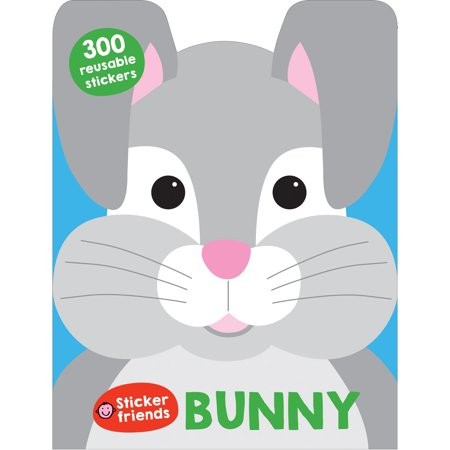 Sticker Friends: Bunny - Rocket Bunny Sticker