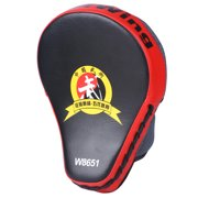 Cheerwing PU Leather MMA Boxing Mitt Punching Mitt Target Focus Punch Pad Training Glove For Karate Muay Thai Kick by Cheerwing