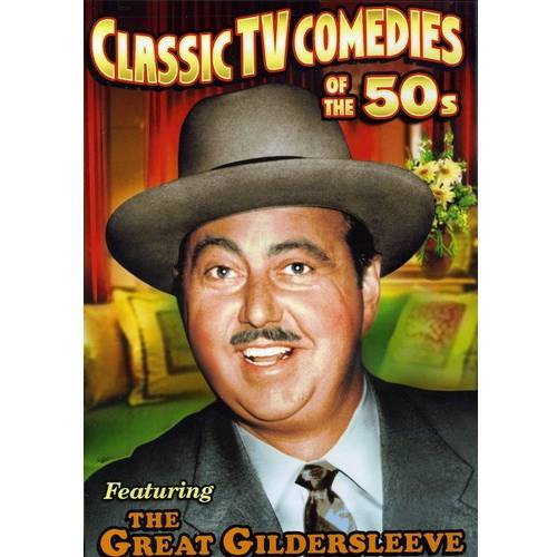 "TV Comedies: Classic TV Comedies Of The 50s (Featuring ""The Great Gildersleeve"") - Volume 1"